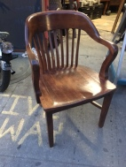 WOOD OAK CHAIR
