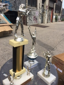 VINTAGE SHOOTER TROPHYS