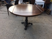 BUTCHER BLOCK BISTRO TABLE 2
