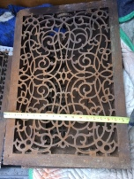 CAST IRON VENT COVER 3