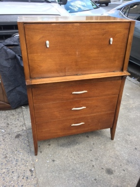 DREXEL PROFILE DRESSER - DESK 2