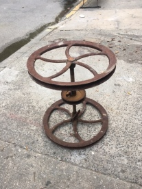 INDUSTRIAL TABLE BASE