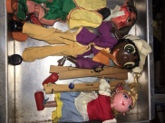 MARIONETTE STRING PUPPETS