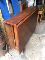 SKINNY DROP LEAF TABLE