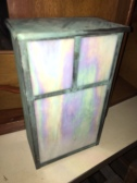 ART GLASS LIGHT BOX