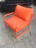 BUNTING LOUNGE CHAIR