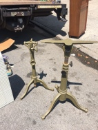 CAST IRON PIVOT BASE