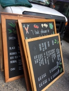 CHALK BOARDS