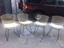 GENUINE KNOLL CHAIRS