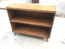 MID CENTURY BOOK SHELF