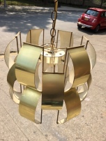 MID CENTURY MODERN CEILING FIXTURE