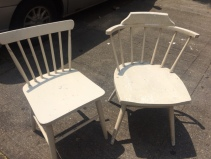 PAUL MCCOBB TYPE CHAIRS