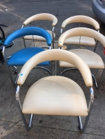THONET MID CENTURY CHAIRS