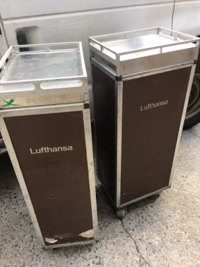 AIRLINE MEAL CARTS