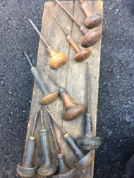ANTIQUE CHISELS