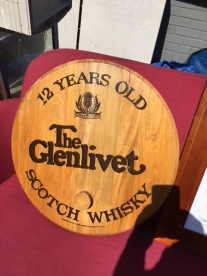 GLENLIVIT SIGN