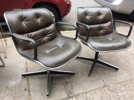KNOLL POLLACK CHAIRS 2