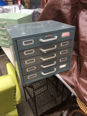 METAL FILE BOX