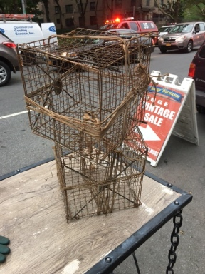 NAUTICAL CRAB TRAPS