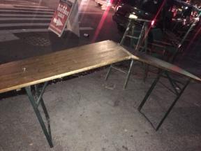 FOLDING TABLE 3