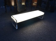 LUCITE LIGHT UP COFFEE TABLE2