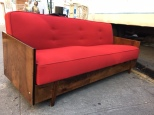 MID CENTURY MODERN COUCH 2