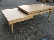 MID CENTURY RETRO COFFEE TABLE