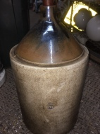 5 GALLON CROCK JUG