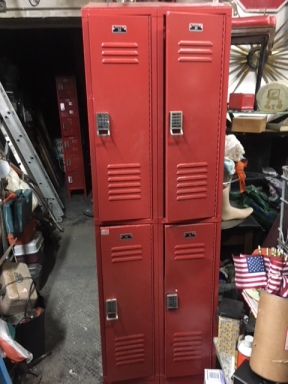 DOUBLE LOCKER