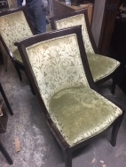 FANCY DINING CHAIRS