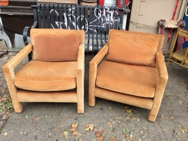 MID CENTURY PAULSON CHAIR
