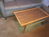 BAMBOO COFFEE TABLE 2