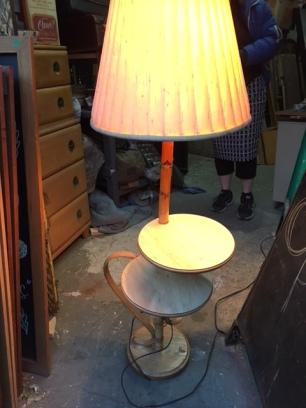 BAMBOO LAMP