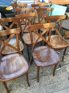 BENT WOOD CHAIRS