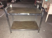 MID CENTURY MODERN BAR CART 2