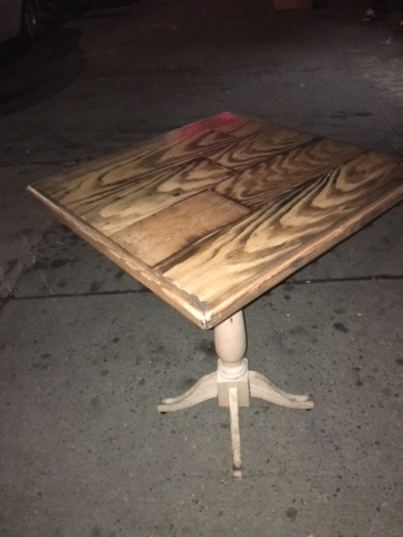 RESTAURAUNT TABLE