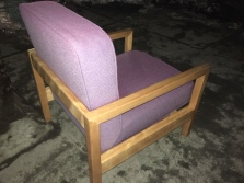 GEORGE NELSON HERMAN MILLER LOUNGE CHAIR 2