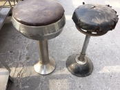 ICE CREAM SHOP STOOLS