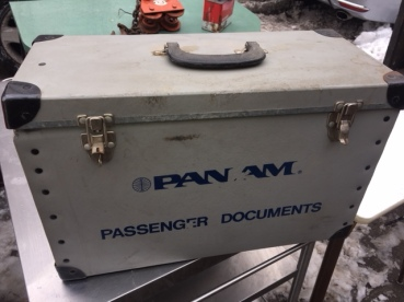 PAN AM BOX