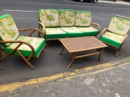 BAMBOO COUCH SET
