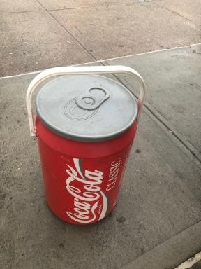 COKE CLASSIC COOLER