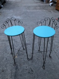 DAINTY BAR STOOLS