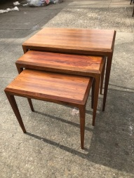 DENMARK TEAK TABLES 2