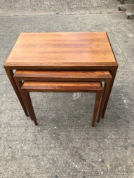 DENMARK TEAK TABLES 3