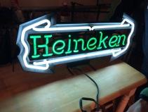 HEINEKEN NEON SIGN