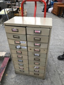 INDUSTRIAL CABINET $99