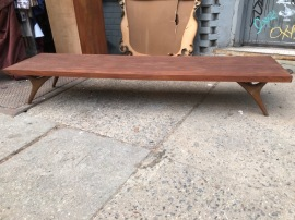 LONG COFFEE TABLE 72X18X11