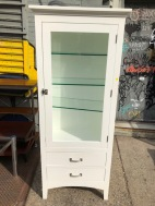RESTORATION HARDWARE CABINET LARGE