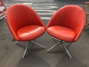 RETRO CUSHION CHAIRS