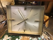 SWIZA SWISS WIND UP CLOCK $50
